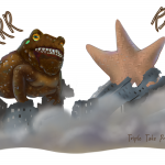 Toad & Starfish